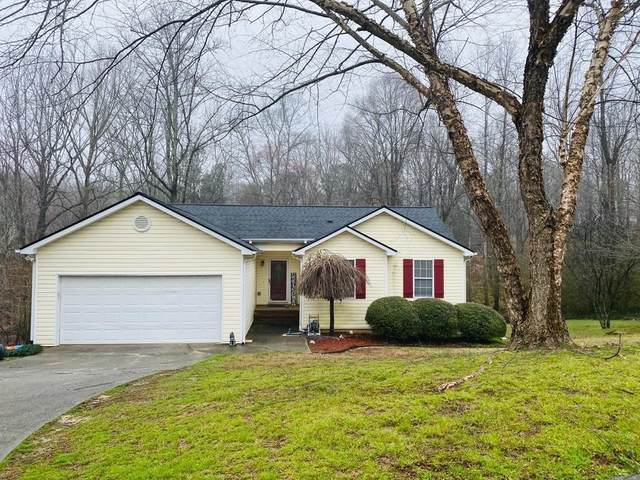 4744 Melbourne Trail, Flowery Branch, GA 30542 (MLS #6685477) :: The Heyl Group at Keller Williams