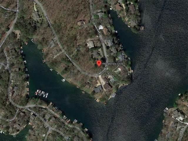 190 Lakeview Circle, Waleska, GA 30183 (MLS #6685489) :: Good Living Real Estate