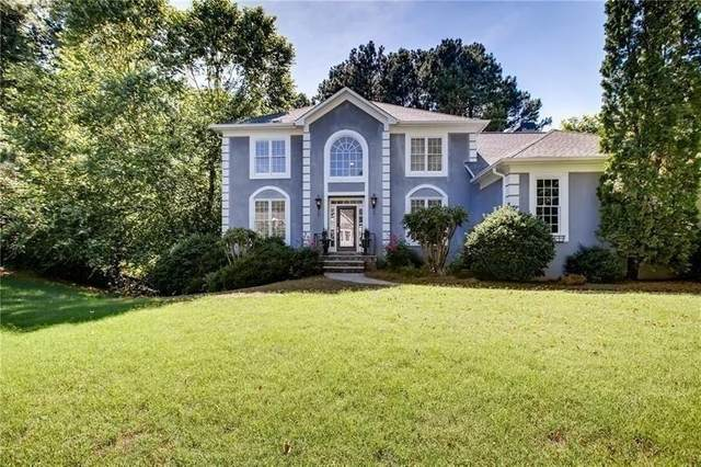 1967 Fields Pond Drive, Marietta, GA 30068 (MLS #6685491) :: The Heyl Group at Keller Williams
