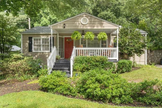 1110 Janes Lane NE, Atlanta, GA 30324 (MLS #6685498) :: Thomas Ramon Realty
