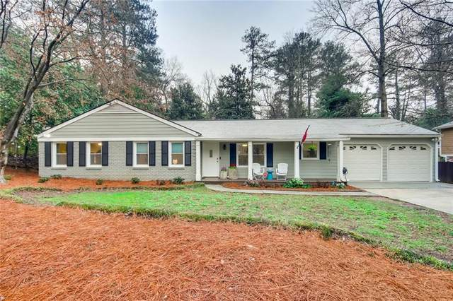175 Chaseland Road, Atlanta, GA 30328 (MLS #6685506) :: The Hinsons - Mike Hinson & Harriet Hinson
