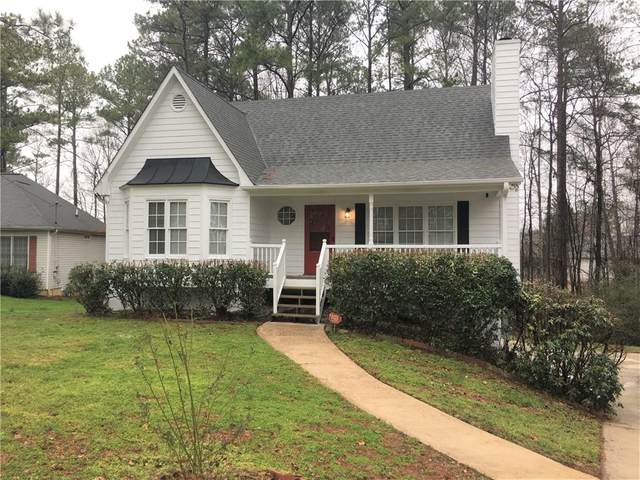 229 Sleepy Hollow Drive, Powder Springs, GA 30127 (MLS #6685509) :: Charlie Ballard Real Estate