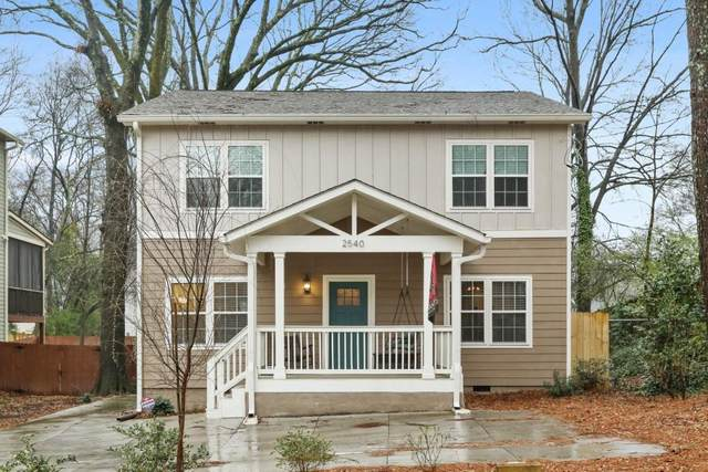 2540 Edwards Drive NW, Atlanta, GA 30318 (MLS #6685511) :: Good Living Real Estate
