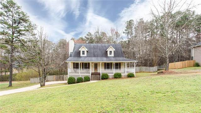 80 Brentwood Drive, Dallas, GA 30132 (MLS #6685567) :: The Realty Queen Team