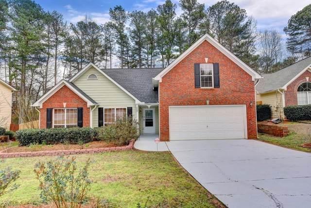 740 Peachtree Trails Drive, Suwanee, GA 30024 (MLS #6685610) :: Charlie Ballard Real Estate