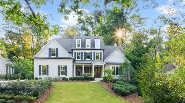 4719 Powers Ferry Road, Atlanta, GA 30327 (MLS #6685611) :: The Hinsons - Mike Hinson & Harriet Hinson