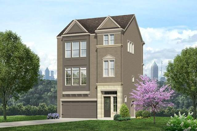 579 Broadview Place NE, Atlanta, GA 30324 (MLS #6685636) :: Thomas Ramon Realty