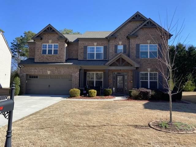 3655 Kissell Drive, Cumming, GA 30041 (MLS #6685645) :: Charlie Ballard Real Estate