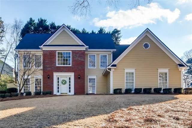 1120 Pebble Bend Drive, Grayson, GA 30017 (MLS #6685650) :: Charlie Ballard Real Estate