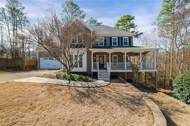 1299 Millvale Court, Lawrenceville, GA 30044 (MLS #6685667) :: North Atlanta Home Team