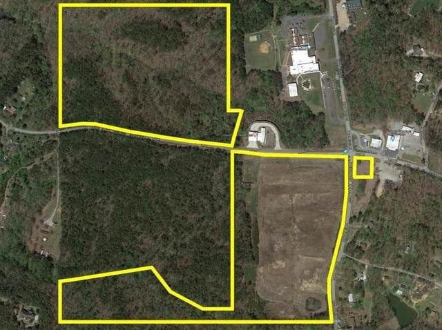 0 Lower Burris & Land Road, Canton, GA 30114 (MLS #6685681) :: The North Georgia Group