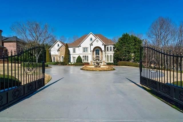 1240 Hopewell Crest, Alpharetta, GA 30004 (MLS #6685682) :: Scott Fine Homes