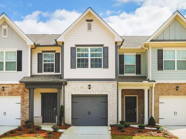 61 Chastain Circle, Newnan, GA 30263 (MLS #6685687) :: Community & Council