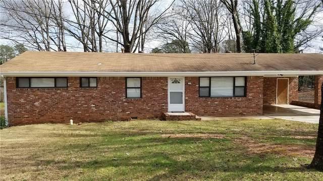 6524 Debbie Sue Lane, Morrow, GA 30260 (MLS #6685703) :: Good Living Real Estate