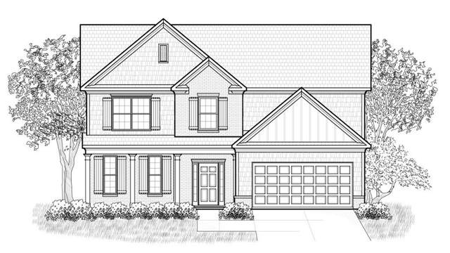 1471 Double Branches Lane, Dallas, GA 30132 (MLS #6685705) :: The Realty Queen Team