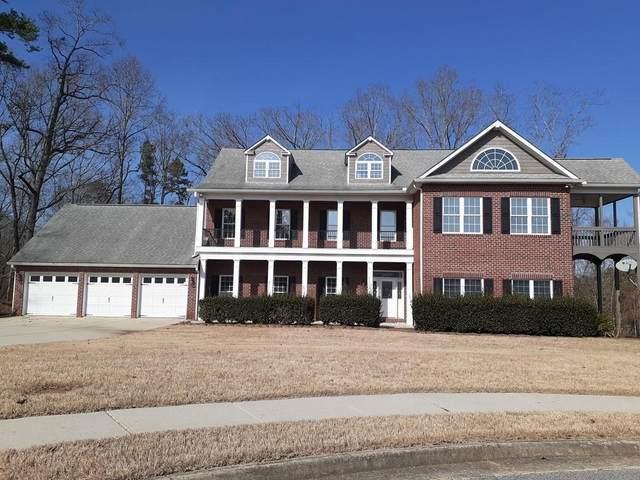 4235 Bayridge Drive, Gainesville, GA 30506 (MLS #6685721) :: The Heyl Group at Keller Williams