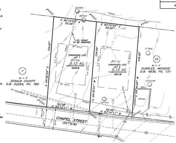 3168 Chapel Street, Scottdale, GA 30079 (MLS #6685725) :: The Hinsons - Mike Hinson & Harriet Hinson