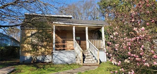2861 Forrest Hills Drive SW, Atlanta, GA 30315 (MLS #6685727) :: North Atlanta Home Team