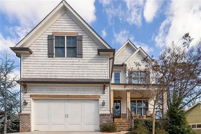 4221 Weaver Street, Smyrna, GA 30080 (MLS #6685733) :: North Atlanta Home Team