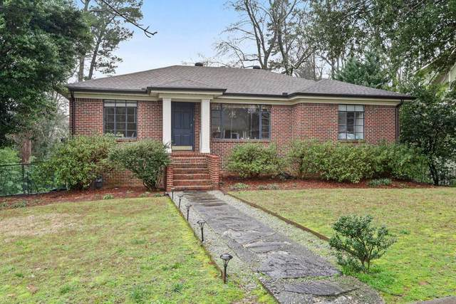 1355 Emory Road NE, Atlanta, GA 30306 (MLS #6685734) :: Compass Georgia LLC