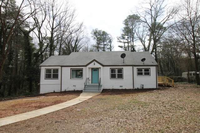 3383 Glenwood Road, Decatur, GA 30032 (MLS #6685770) :: The Hinsons - Mike Hinson & Harriet Hinson