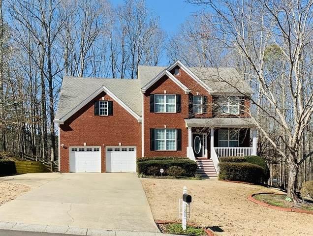 220 Hollyberry Way, Ball Ground, GA 30107 (MLS #6685792) :: North Atlanta Home Team