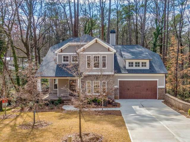 5860 Hilderbrand Drive, Sandy Springs, GA 30328 (MLS #6685839) :: The Hinsons - Mike Hinson & Harriet Hinson