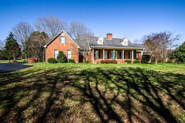 6615 Big Texas Valley Road NW, Rome, GA 30165 (MLS #6685859) :: North Atlanta Home Team