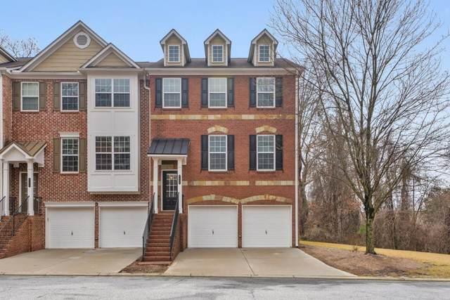 5452 Alanis Place #19, Mableton, GA 30126 (MLS #6685892) :: North Atlanta Home Team
