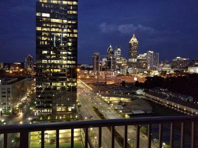 361 17th Street #1401, Atlanta, GA 30363 (MLS #6685922) :: The Zac Team @ RE/MAX Metro Atlanta