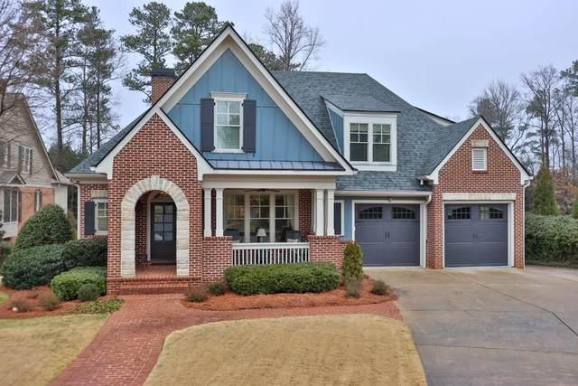 945 Village Greene NW, Marietta, GA 30064 (MLS #6685935) :: The Zac Team @ RE/MAX Metro Atlanta