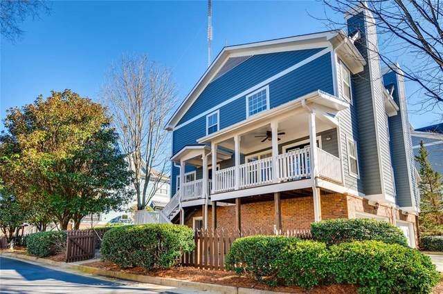 260 Carlyle Park Drive NE, Atlanta, GA 30307 (MLS #6685938) :: RE/MAX Prestige