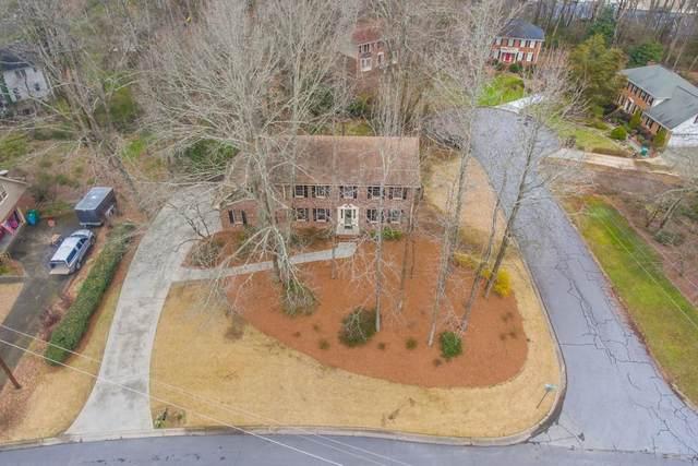 792 Ridgeview Drive SW, Lilburn, GA 30047 (MLS #6685973) :: Path & Post Real Estate
