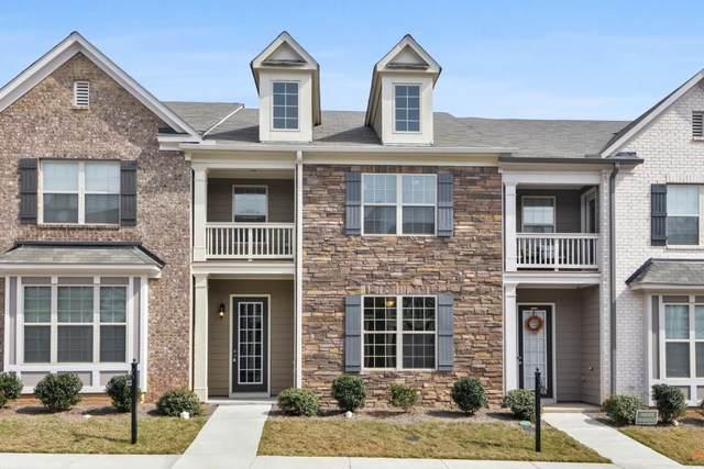 7630 Bucknell Terrace, Fairburn, GA 30213 (MLS #6685974) :: The Justin Landis Group