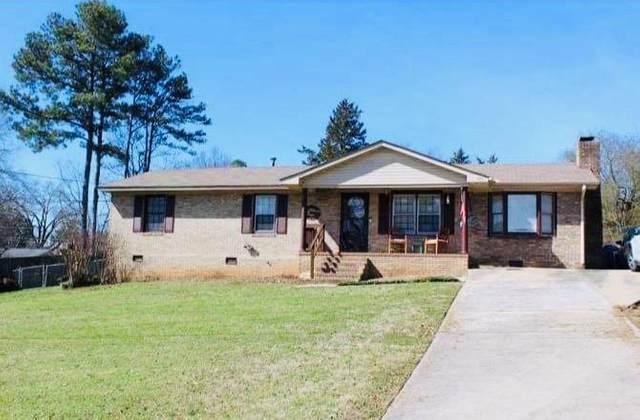 613 Hillside Drive, Cedartown, GA 30125 (MLS #6685988) :: North Atlanta Home Team