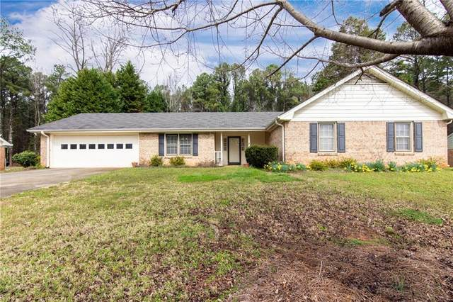 3865 Pointers Way SW, Conyers, GA 30094 (MLS #6685989) :: North Atlanta Home Team