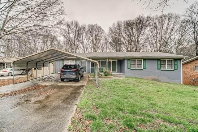 6990 Knollwood Drive, Morrow, GA 30260 (MLS #6686018) :: North Atlanta Home Team