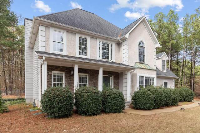 165 Watershed Way, Fayetteville, GA 30215 (MLS #6686022) :: The Zac Team @ RE/MAX Metro Atlanta