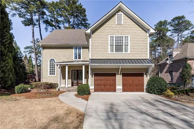 1136 Sheridan Court NE, Atlanta, GA 30324 (MLS #6686035) :: MyKB Partners, A Real Estate Knowledge Base
