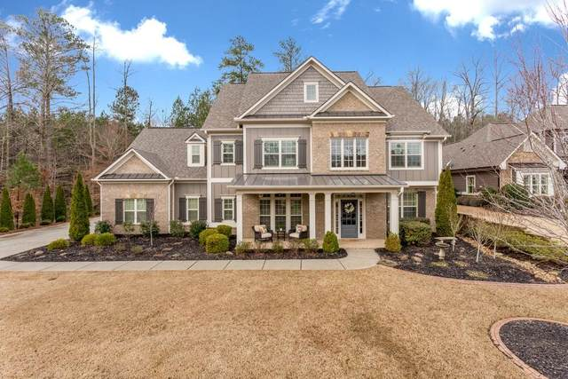 6381 Farmview Drive NW, Acworth, GA 30101 (MLS #6686055) :: Lucido Global