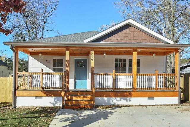 1059 Smith Street SW, Atlanta, GA 30310 (MLS #6686060) :: Kennesaw Life Real Estate