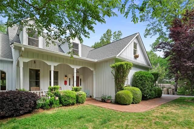 2082 Riverwood Drive, Gainesville, GA 30501 (MLS #6686063) :: Thomas Ramon Realty