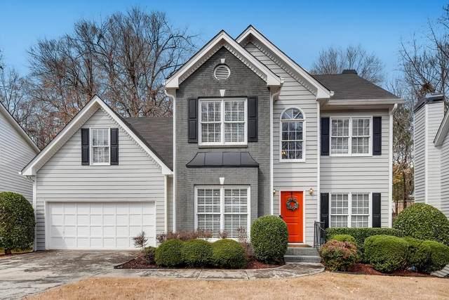 5579 Wynhall Drive, Peachtree Corners, GA 30071 (MLS #6686066) :: North Atlanta Home Team