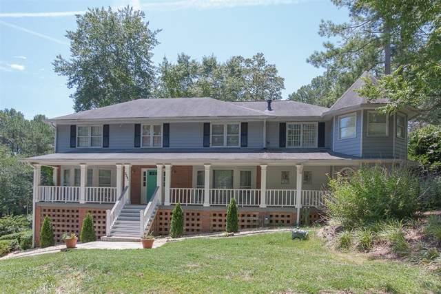 5241 Shasta Way, Marietta, GA 30062 (MLS #6686072) :: RE/MAX Paramount Properties