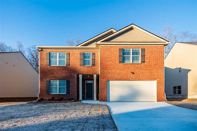 3811 Lilly Brook Drive, Loganville, GA 30052 (MLS #6686081) :: Lucido Global