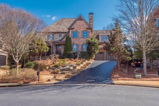 415 Prestwick Court, Alpharetta, GA 30005 (MLS #6686119) :: North Atlanta Home Team