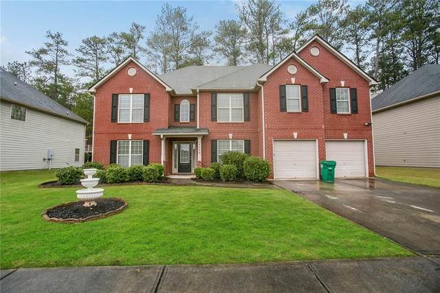 2608 Brittany Park Lane, Ellenwood, GA 30294 (MLS #6686153) :: The Zac Team @ RE/MAX Metro Atlanta