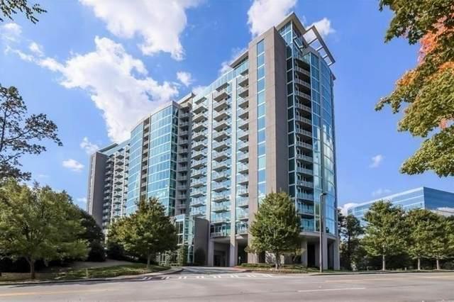 3300 Windy Ridge Parkway SE #817, Atlanta, GA 30339 (MLS #6686160) :: The Heyl Group at Keller Williams