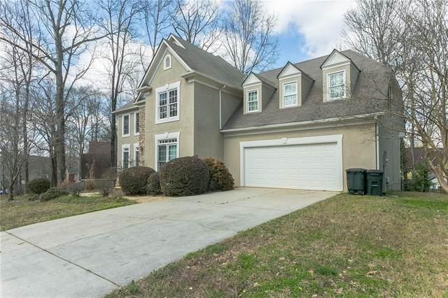 7430 Waters Edge Drive, Stone Mountain, GA 30087 (MLS #6686166) :: North Atlanta Home Team