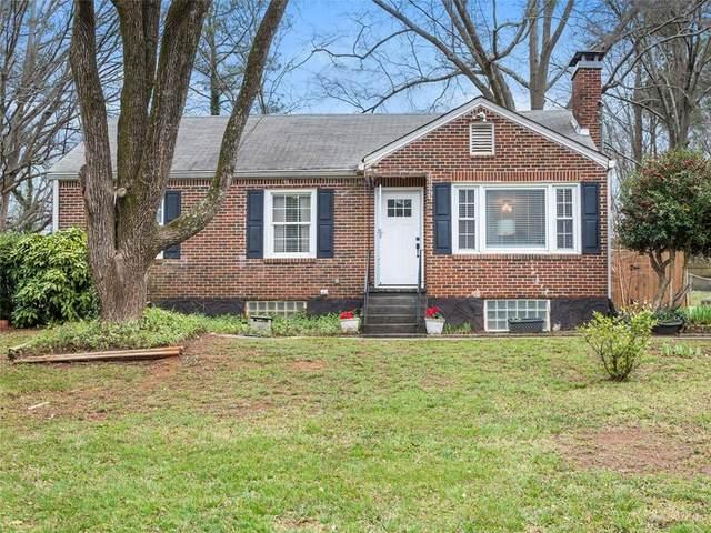1318 Oldfield Road, Decatur, GA 30030 (MLS #6686205) :: North Atlanta Home Team